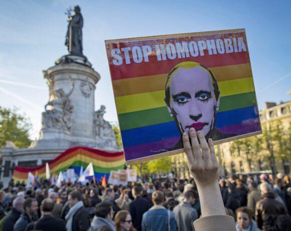 بوتين يهاجم الغرب: حقوق العابرين جنسيا جريمة ضد الإنسانية!