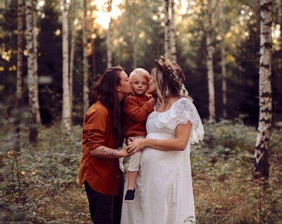 قضايا مجتمع المثليين في السويد.. من الحمل والتلقيح إلى الولادة!
